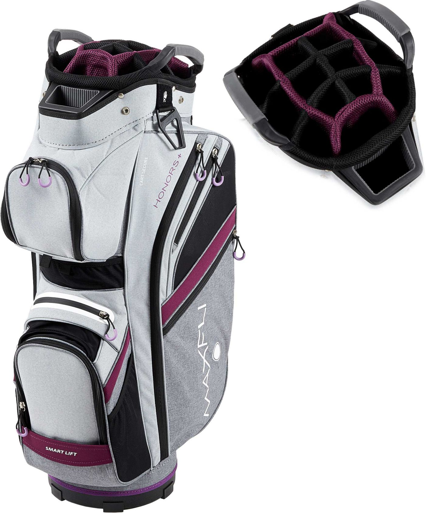 Maxfli Women's 2019 Honors Plus Cart Golf Bag