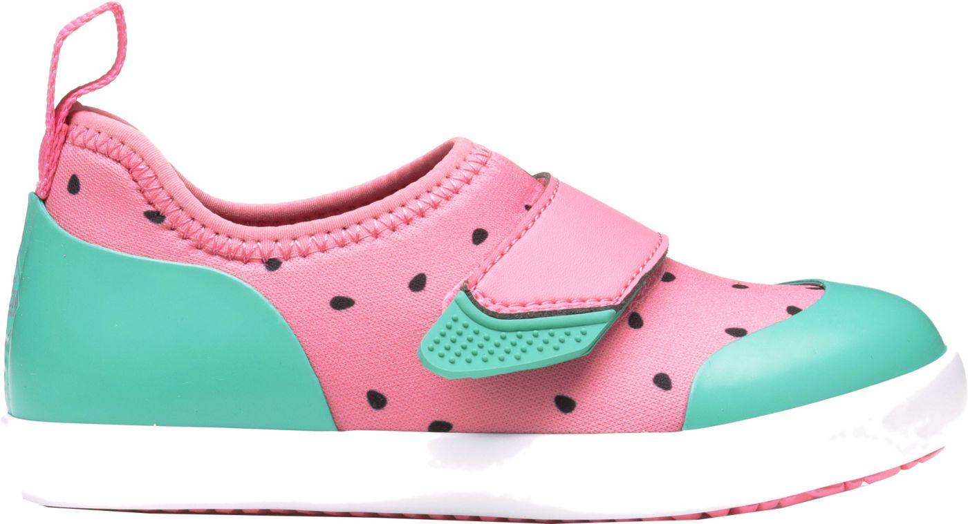 Muck Boots Kids' Summer Solstice Watermelon Waterproof Casual Shoes