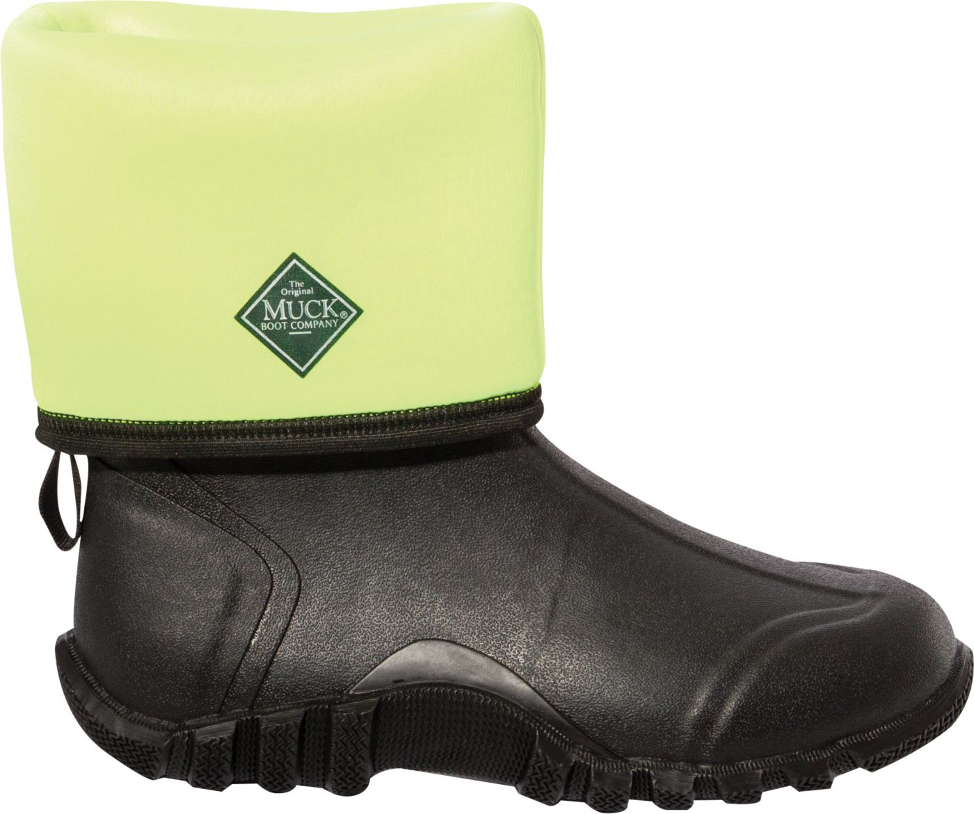 Muck Boots Men's Edgewater Classic Reflect Rubber Work Boots
