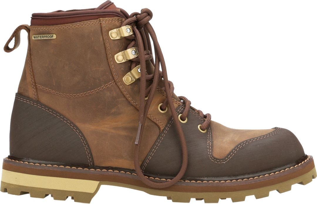 ece0090f9fc Muck Boots Men's Lineman Leather Ankle Casual Boots