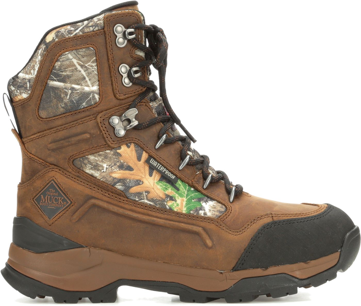 Muck Boots Men's Summit 10'' Realtree 800g Waterproof Field Hunting Boots