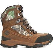 Muck Boots Men's Summit 8'' Realtree Edge Waterproof Field Hunting Boots
