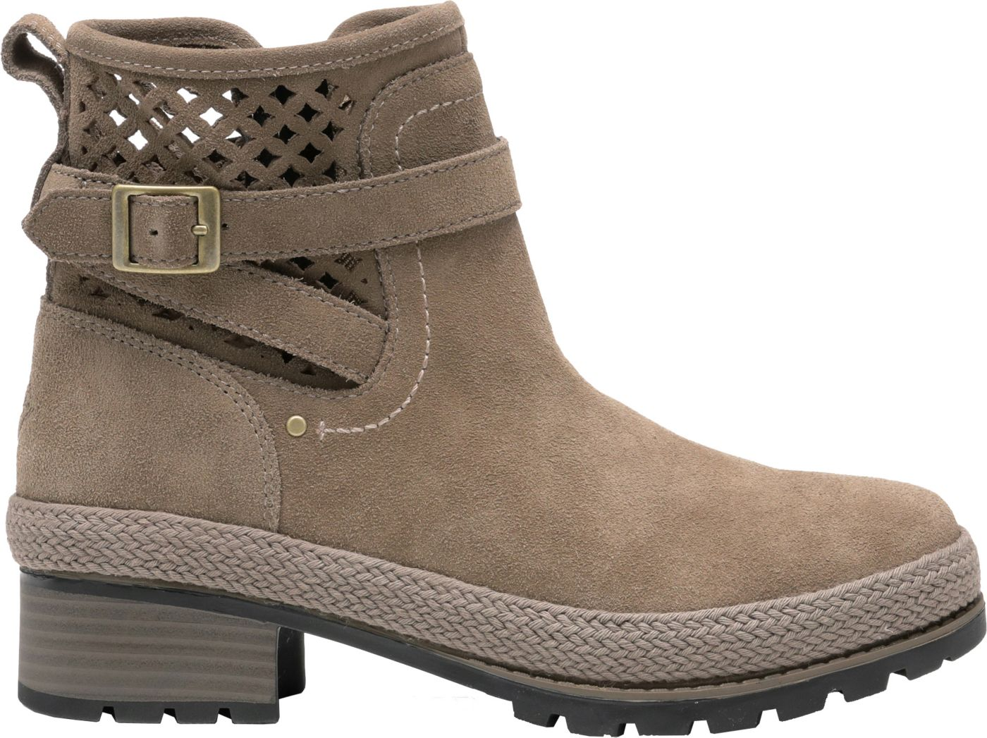 Muck Boots Women's Liberty Ankle Perforated Leather Casual Boots