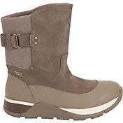 Muck Boots Women's Arctic Apres II Mid Leather Waterproof Winter Boots
