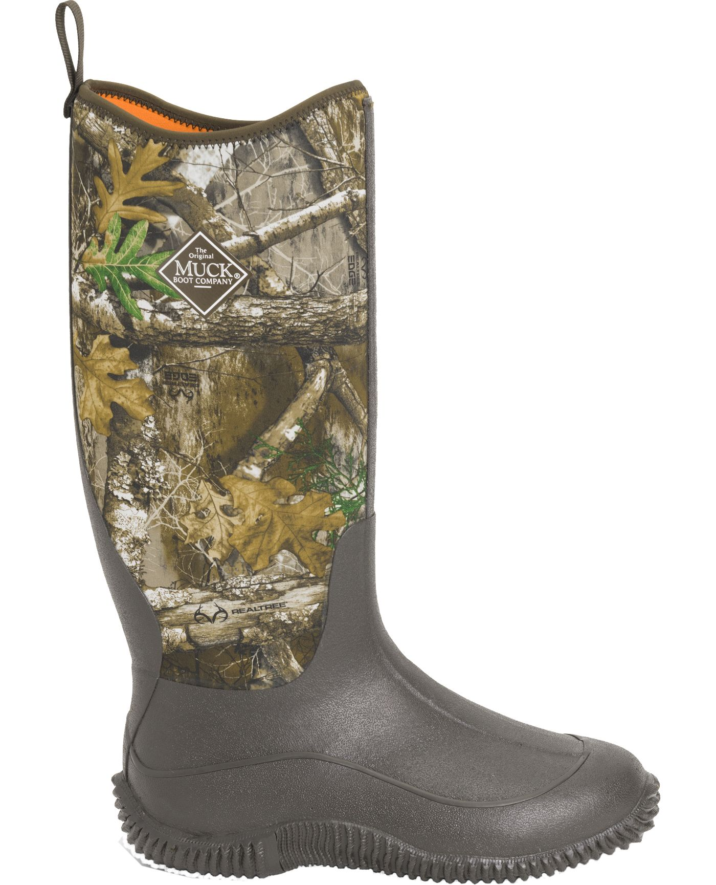 Muck Boots Women's Hale Realtree Edge Rubber Boots