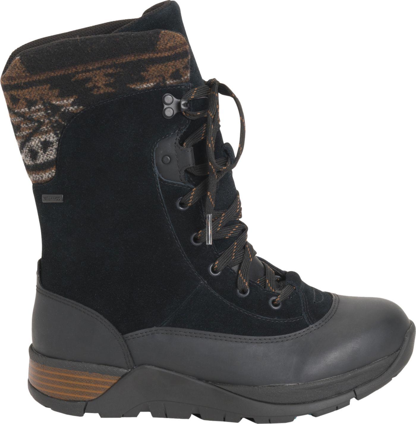 Muck Boots Women's Arctic Apres II Lace Waterproof Winter Boots