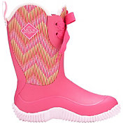 Muck Boots Kids' Hale All-Season Waterproof Rubber Boots