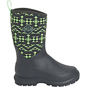 Muck Boots Kids' Element Glow-in-the-Dark Waterproof Winter Boots