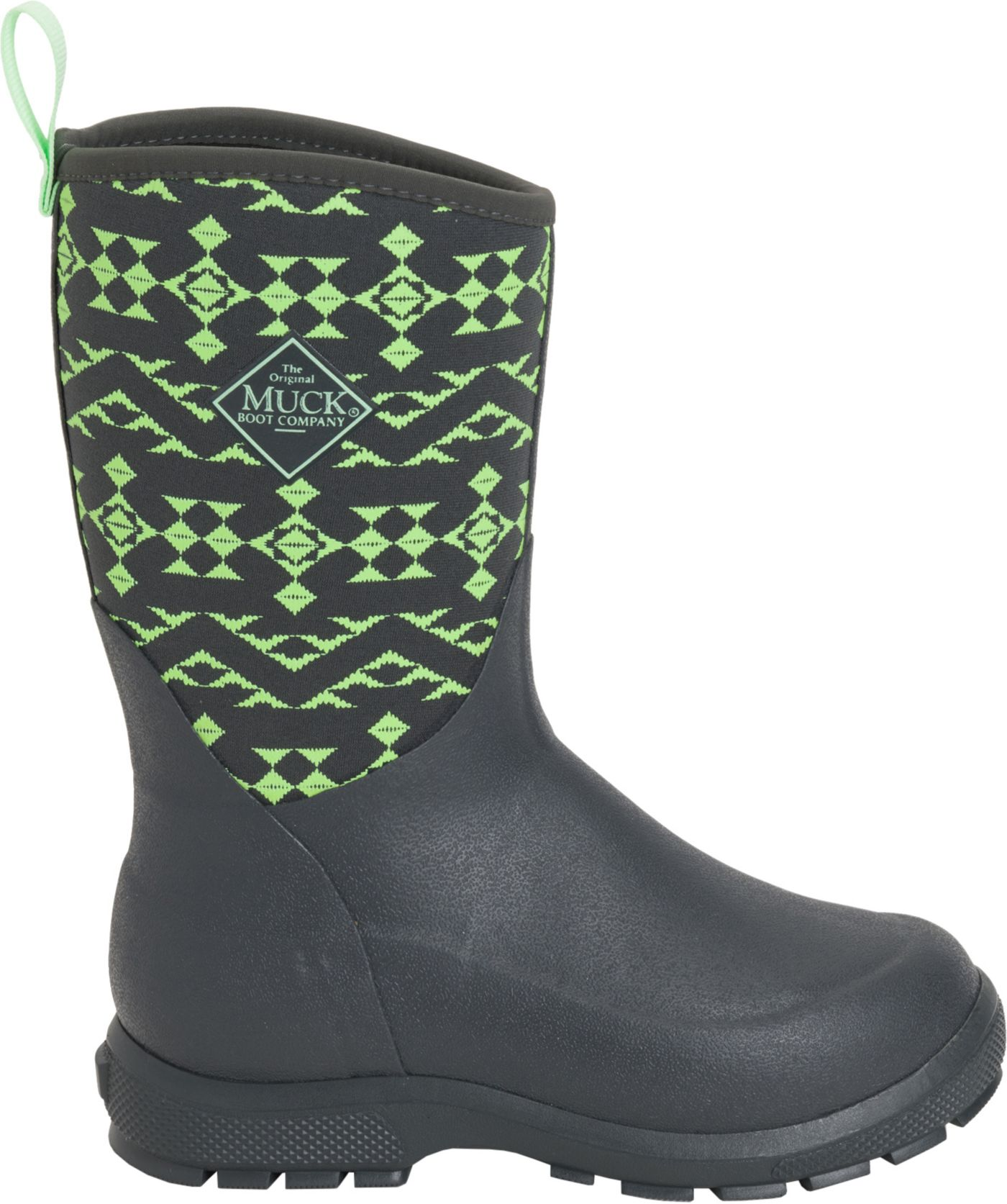 Muck Boots Kids' Element Glow-in-the-Dark Waterproof Winter Boots