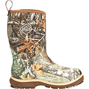 Muck Boots Kids' Element Realtree Edge Waterproof Winter Boots