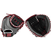 Marucci 32'' Youth Vermilion Series Catcher's Mitt 2020