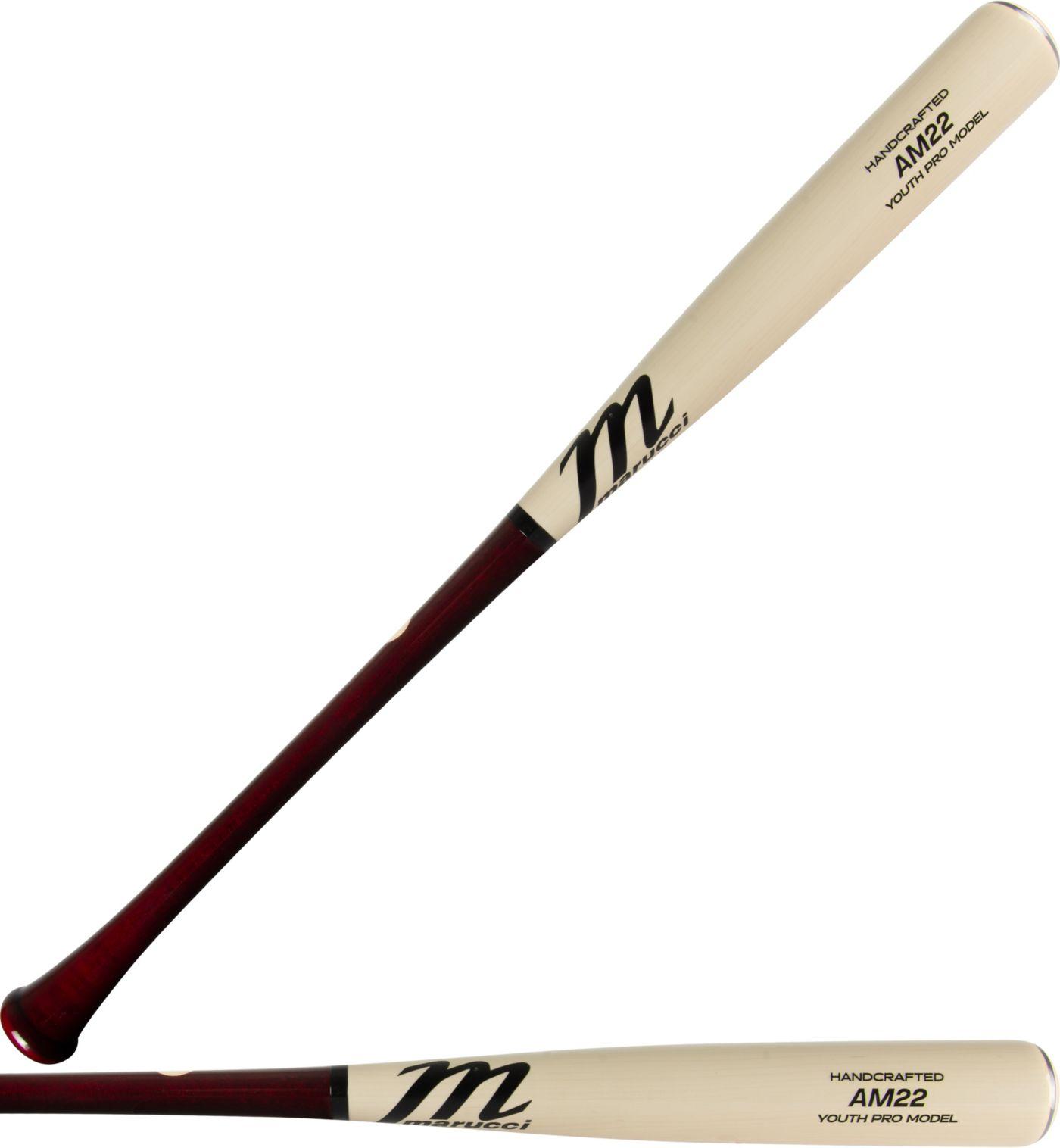 Marucci AM22 Andrew McCutchen Pro Maple Youth Bat