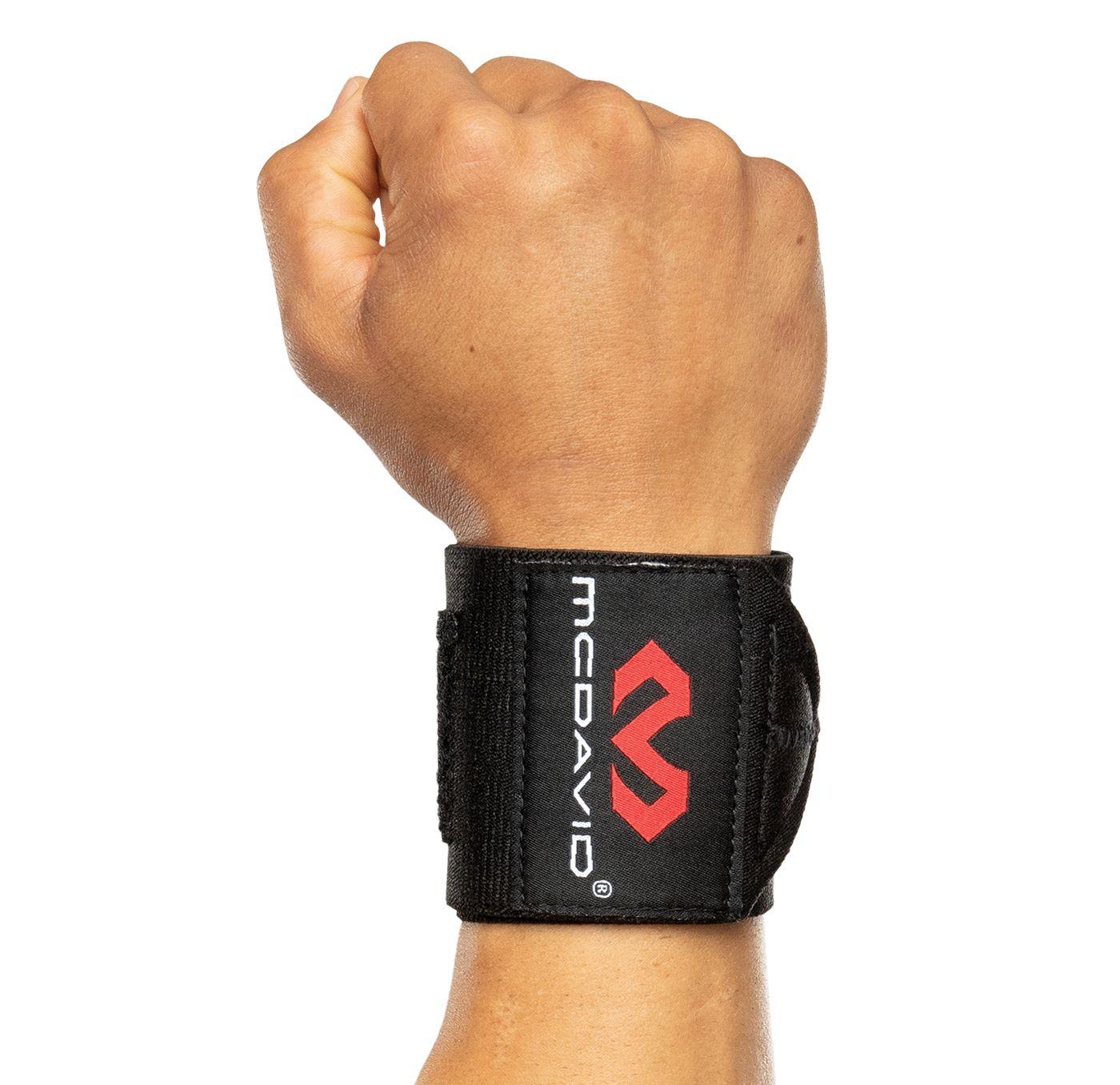McDavid Weightlifting Elastic Wrist Straps