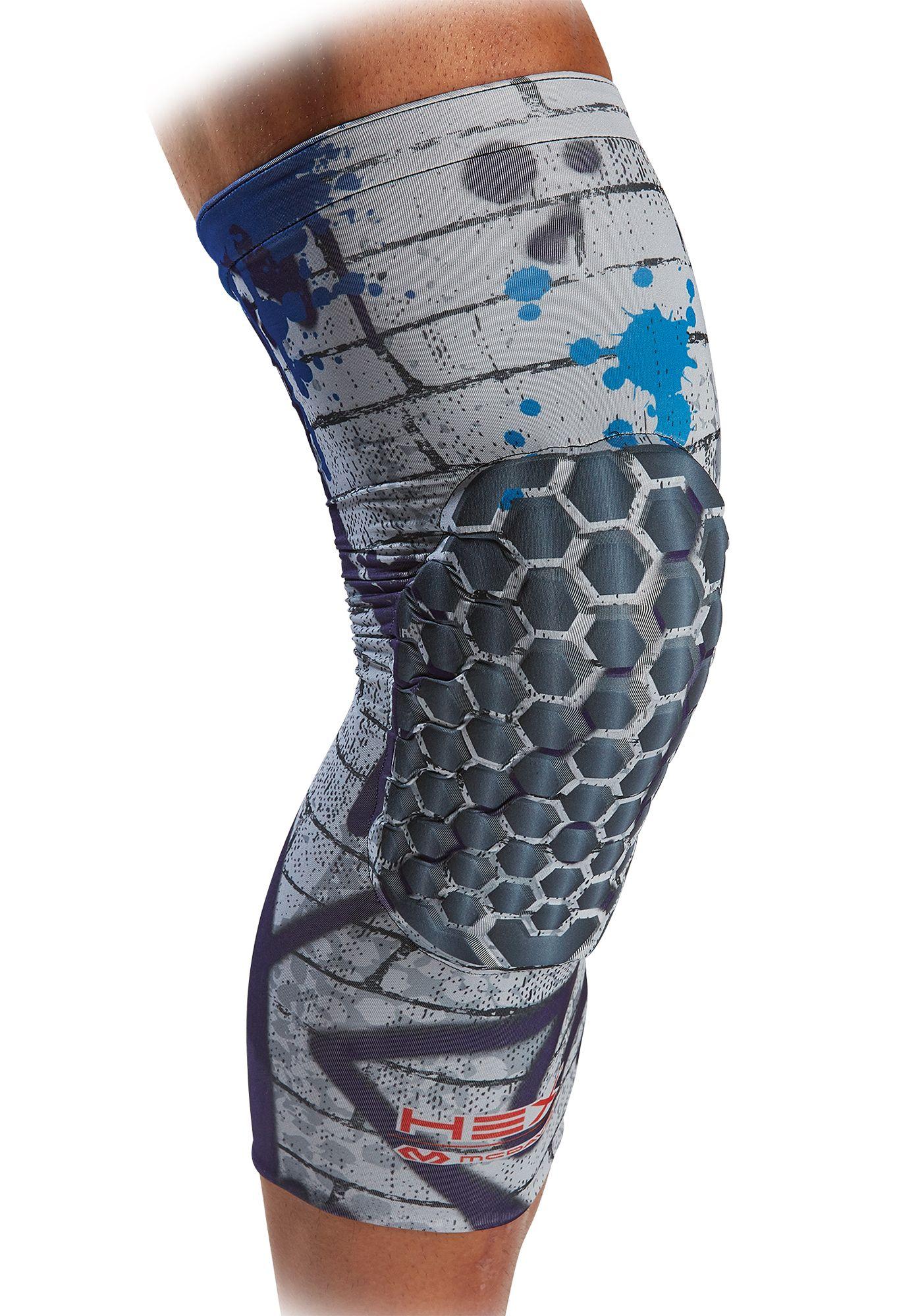 McDavid Youth Hex Reversable Leg Sleeves