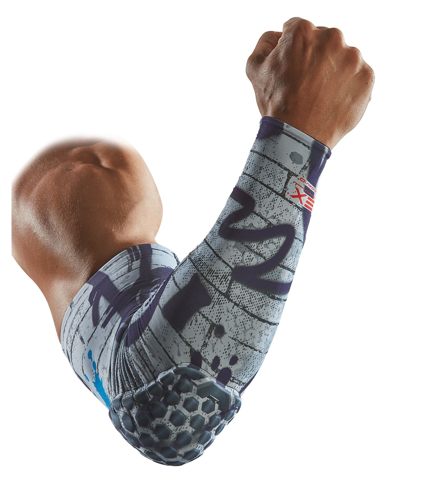 McDavid Youth Hex Reversable Shooter Arm Sleeve