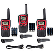 Midland X-Talker 26 Mile Walkie Talkie – 3 Pack