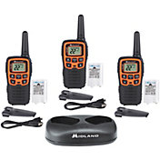 Midland X-Talker 28 Mile Walkie Talkie – 3 Pack