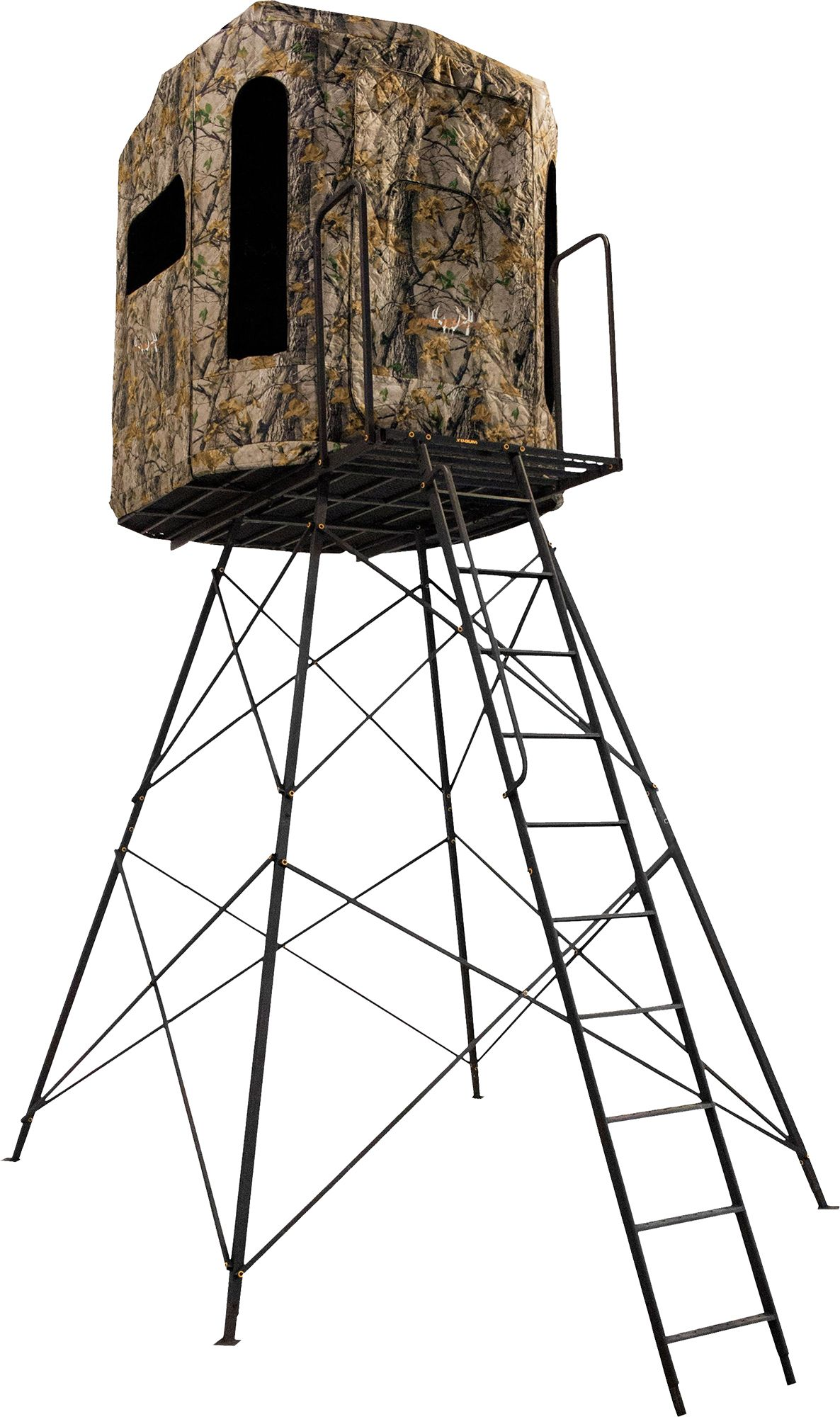 Muddy The Soft Side 360 Blind with Deluxe 10′ Tower, steel