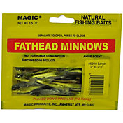 Magic Fathead Minnows