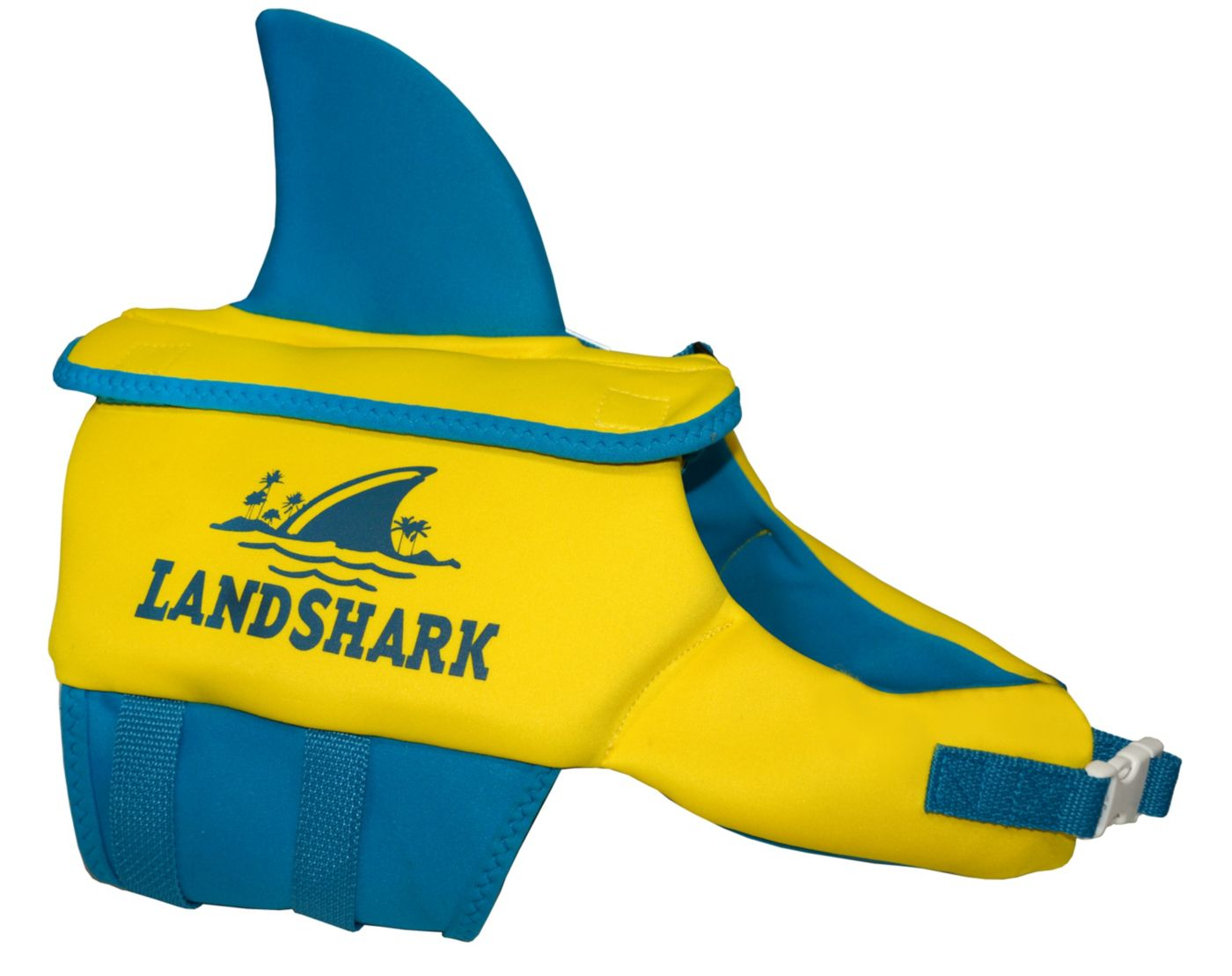 Margaritaville Land Shark Pet Nylon Life Vest