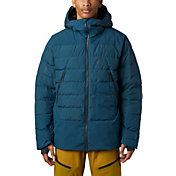 Mountain Hardwear Men's Direct North Gore-Tex Windstopper Down Jacket