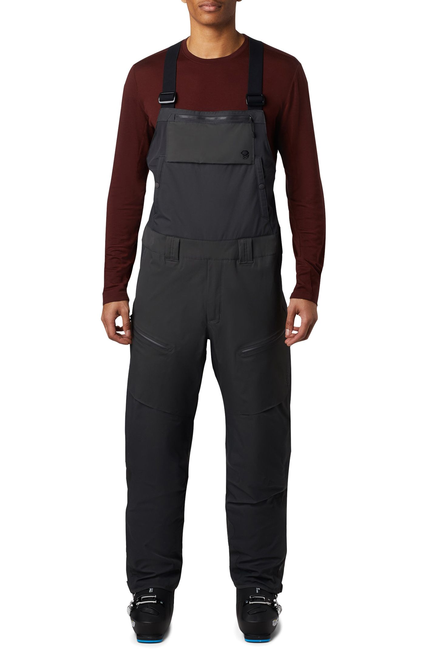 Mountain Hardwear Men's FireFall Bib Pants