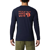 Mountain Hardwear Men's Hardwear Logo Long Sleeve T-Shirt