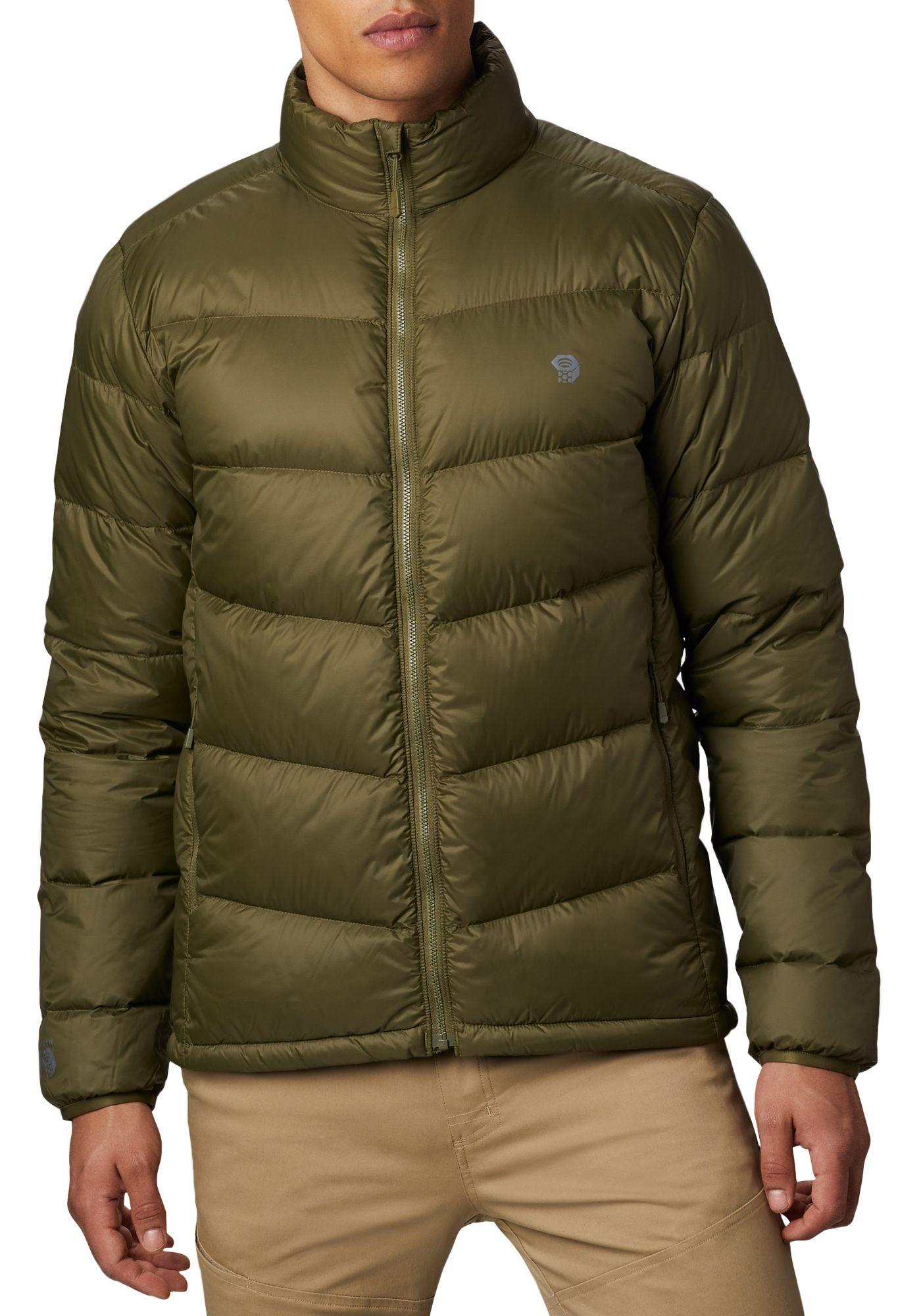 Mountain Hardwear Men's Mt. Eyak Packable Down Jacket