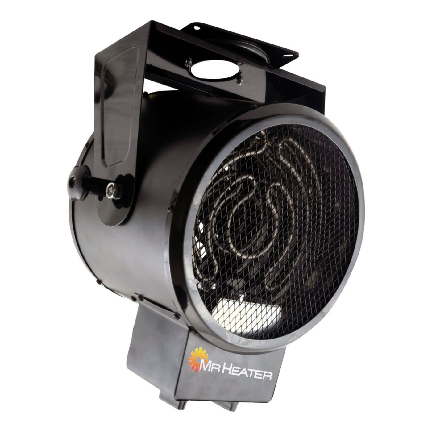 Mr. Heater 5.3Kw Portable Forced Air Electric Garage ...