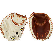 Mizuno 34.5'' Classic Pro Soft Series Fastpitch Catcher's Mitt 2019
