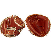 Mizuno 27.5'' Pro Select Series Catcher's Training Mitt 2019