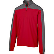 Mizuno Boy's Comp Long Sleeve Batting Jacket