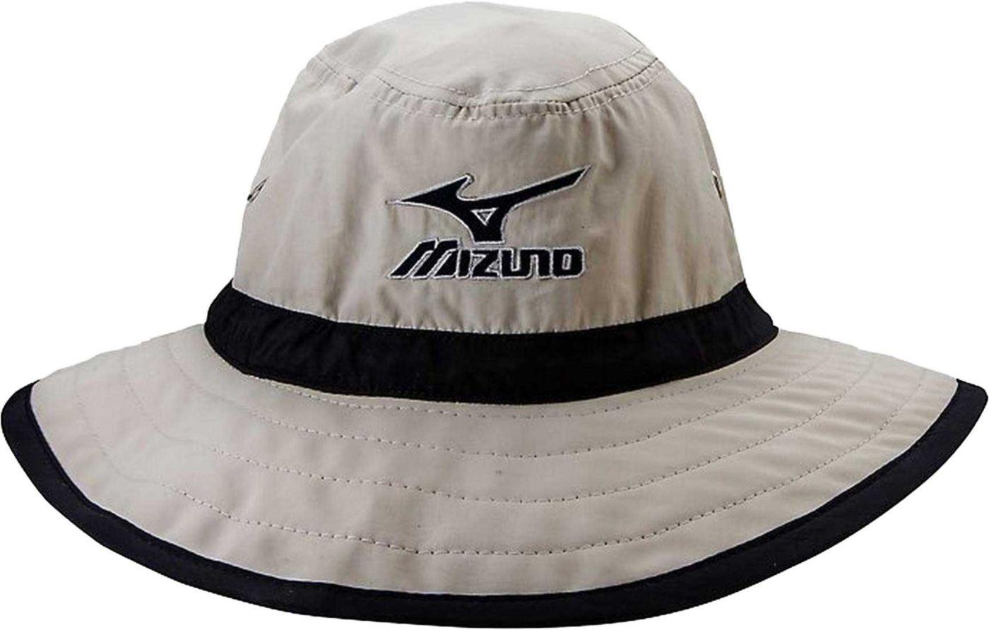 Mizuno Men's Large Brim Sun Golf Hat