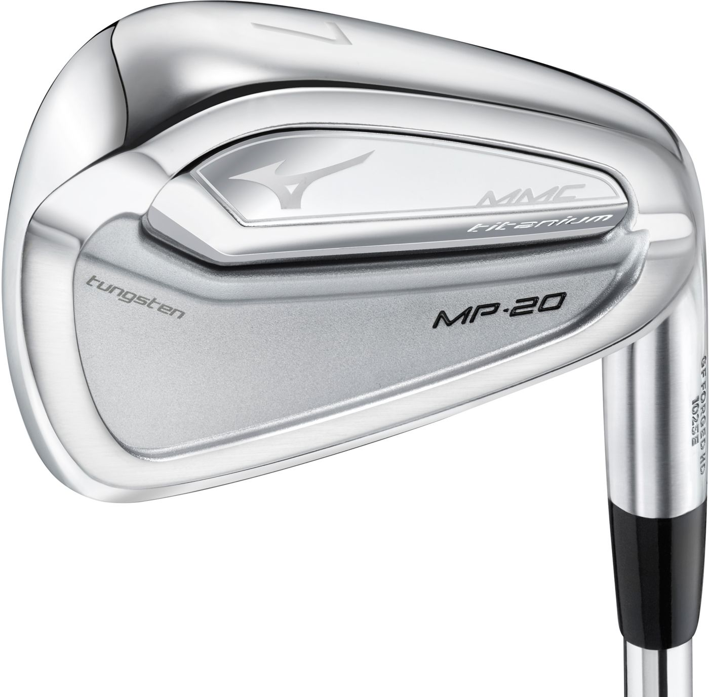 Mizuno MP-20 MMC Irons – (Steel)