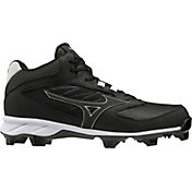 Mizuno Men's Dominant TPU Mid Baseball Cleats