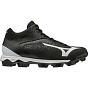 Mizuno Men's Wave Select Nine Mid Baseball Cleats