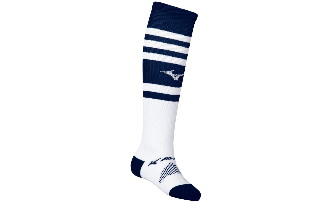 Mizuno Retro Performance Over-the-Calf Socks