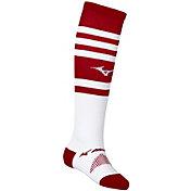 Mizuno Retro Performance Over-the-Calf Socks