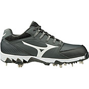 Mizuno Women's 9-Spike Swift 6 Metal Fastpitch Softball Cleats