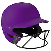 Mizuno Women's F6 Solid Fastpitch Batting Helmet 2019