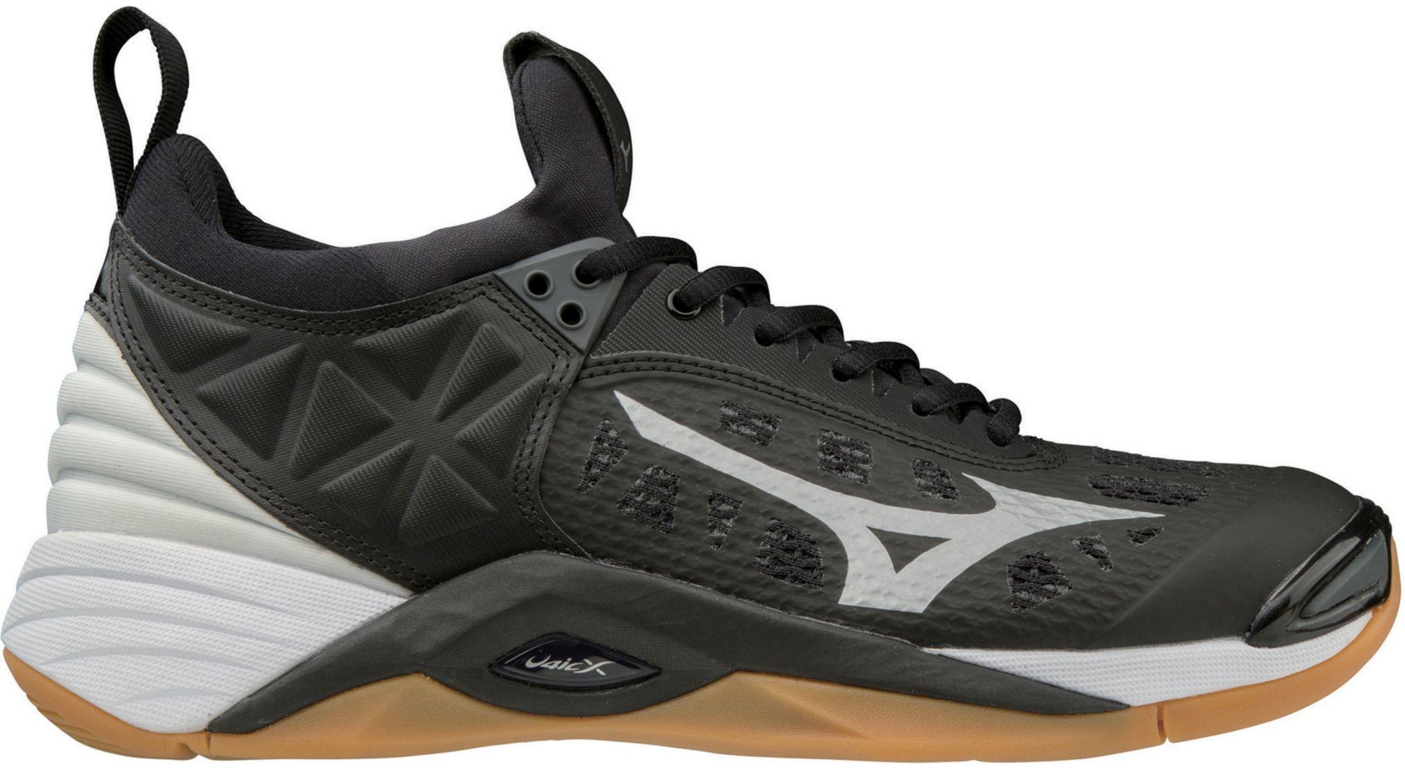 mizuno volleyball shoes hibbett sports womens grey