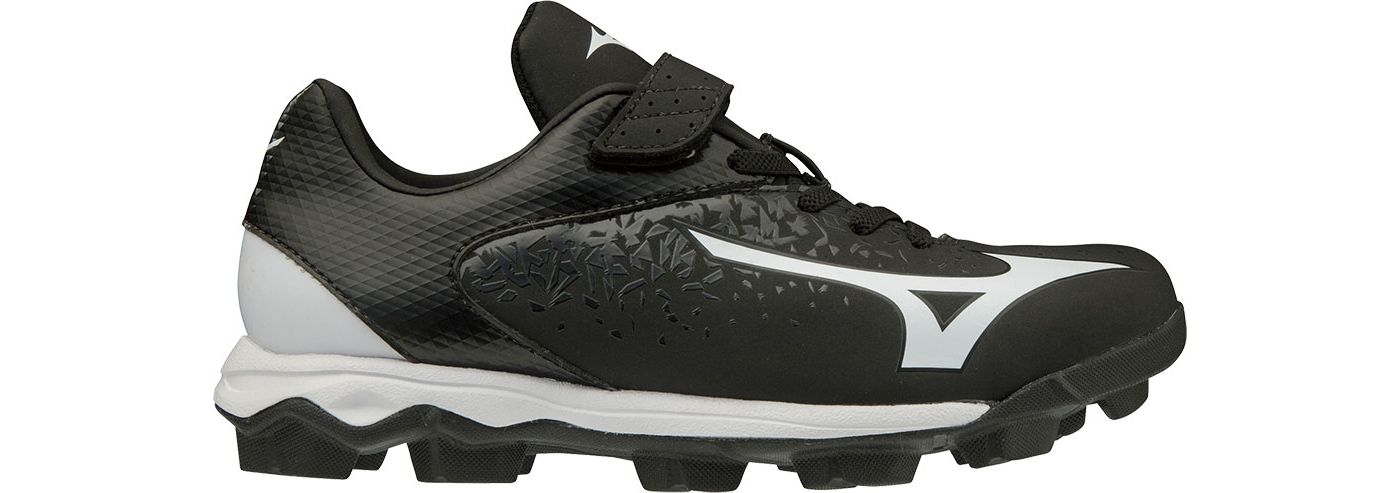 Mizuno Kids' Wave Finch Select Nine Softball Cleats