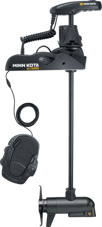 Minn Kota Trolling Motor >> Minn Kota Ulterra Bow Mount Trolling Motor With Mega Down Imaging And Ipilot Gps