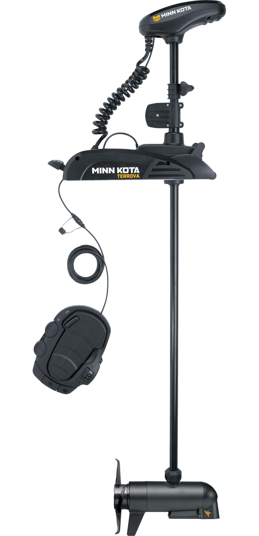 Minn Kota Terrova Bow Mount Trolling Motor with MEGA Down Imaging and i-Pilot GPS