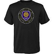 MLS Youth Orlando City Quartz Black T-Shirt