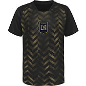 MLS Youth Los Angeles FC Sublimated Black Jersey