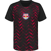 MLS Youth New York Red Bulls Sublimated Red Jersey