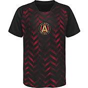 MLS Youth Atlanta United Sublimated Black Jersey