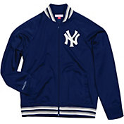 Mitchell & Ness Men's New York Yankees Track Jacket