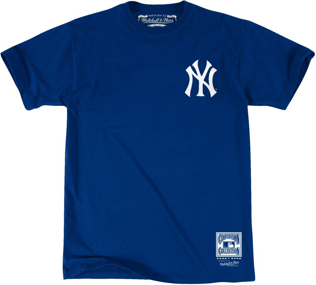 competitive price 76713 9c09a Mitchell & Ness Men's New York Yankees Retro T-Shirt